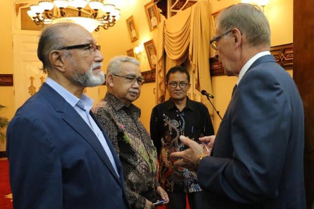 Hidupkan Kembali KKA, Gubernur Bilang Bisa Tekan Pengangguran
