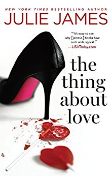Book Review: The Thing About Love, by Julie James, 5 stars