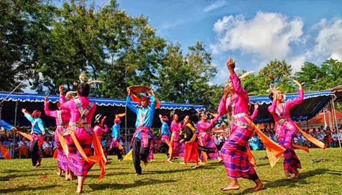 Tari Gumatere, Tarian Tradisional Dari Maluku Utara