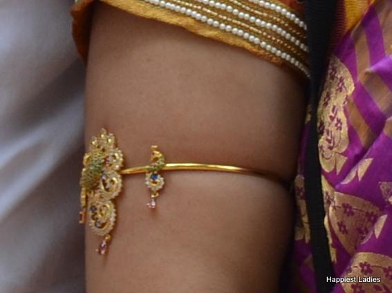 diamond armlet bhima jewellery
