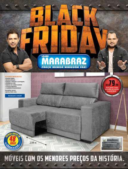 Marabraz na Black Friday