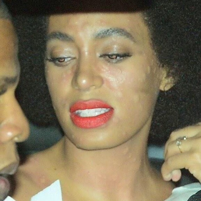 solange knowles allergic wedding flowers
