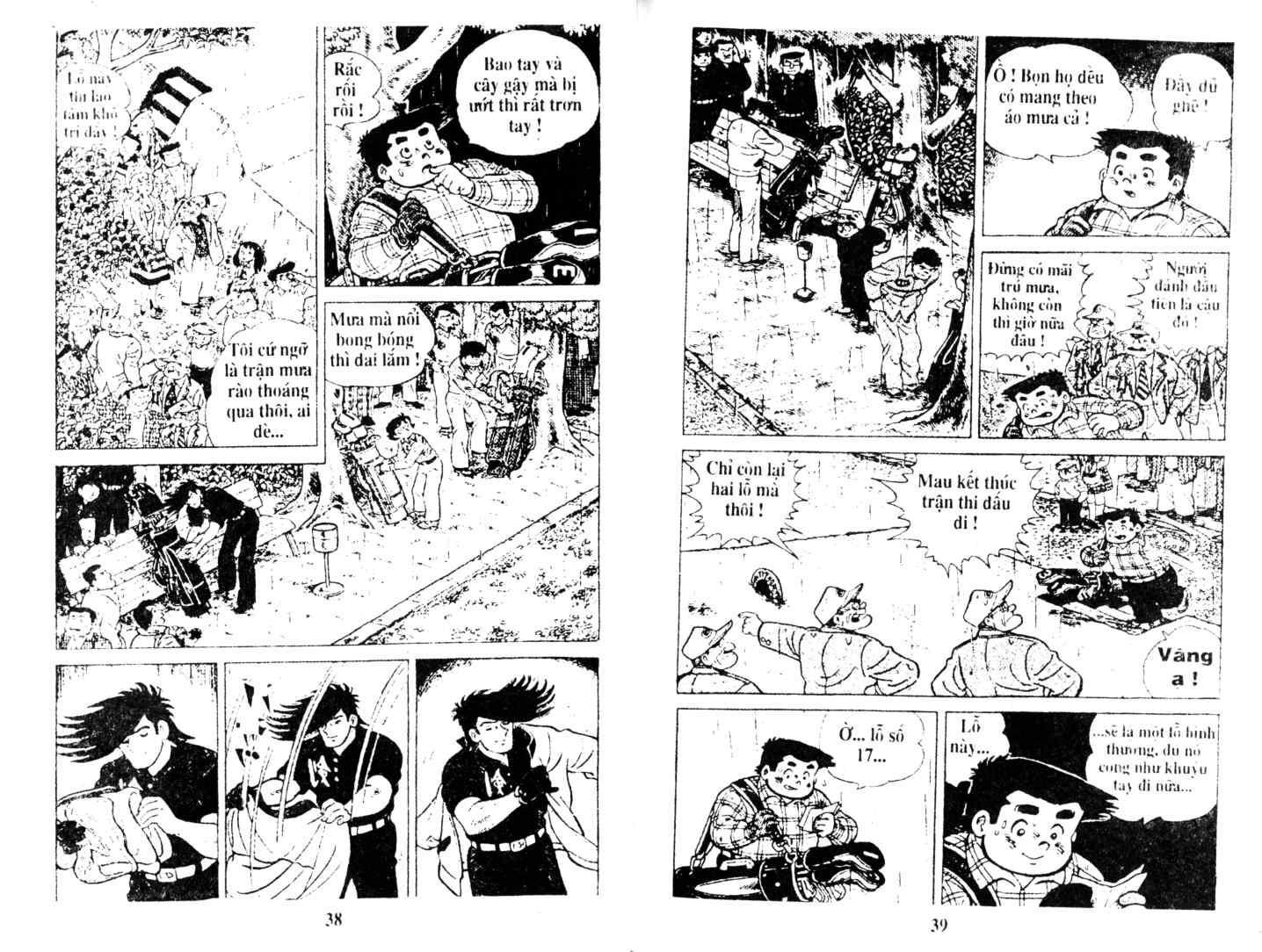 Ashita Tenki ni Naare chapter 9 trang 18