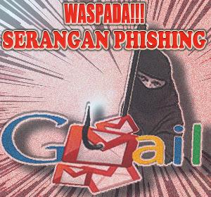 Serangan Phishing Dengan Teknik Baru Menyasar Pengguna Gmail