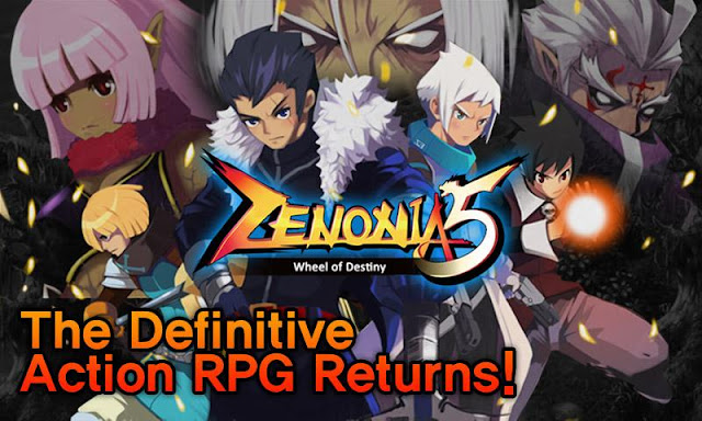 Download Zenonia 5 Mod Apk Terbaru