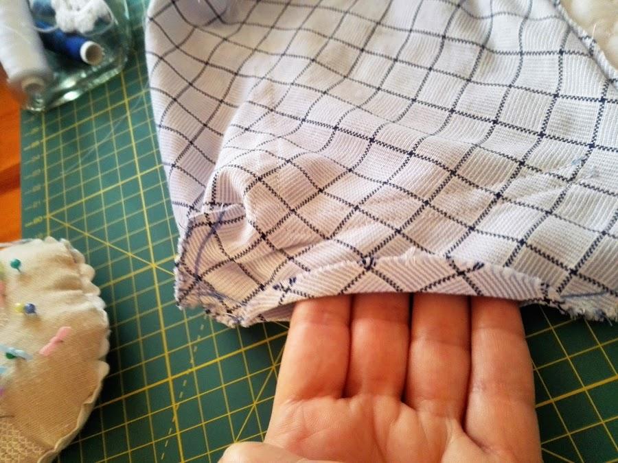 Handmade craft coser fácil