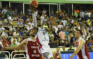 RD aplasta Chile segunda ronda clasificatorio FIBA de china 2019