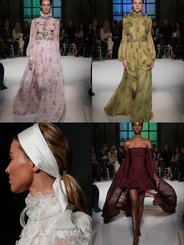 Eniwhere Fashion - Paris Haute Couture - Giambattista Valli