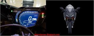 Speedo Meter Honda CBR 250RR dua Sillinder