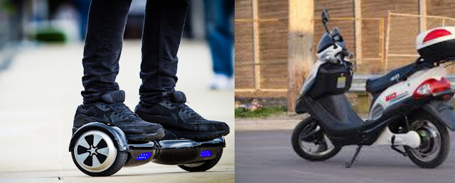 Electric Scooters and Hoverboards,Electric Scooters,Hoverboards, Indian bike