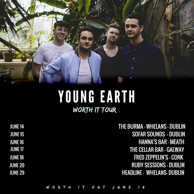 Young Earth Tour Dates