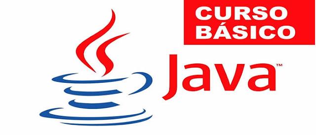 40 aulas gratuitas - curso básico de Java Aplicado - com certificado.