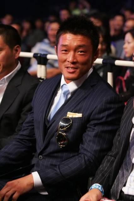 Yoshihiro Akiyama - Choo Sung-hoon