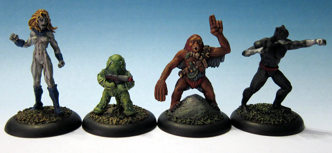 Menace miniatures gamma world player characters golgotha is a giant android giant in quotes because she could really use a slightly larger mini to represent her 8 height publicscrutiny Image collections