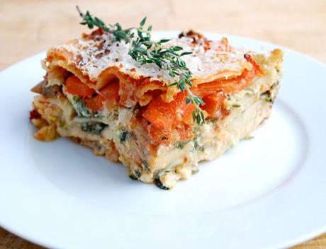 lasagne rezepte und tipps einfach gesunde vegetarische lasagne rezept. Black Bedroom Furniture Sets. Home Design Ideas
