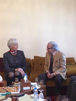 Conférence régionale sur les réformes économiques à Marrakech