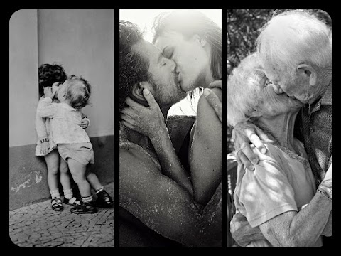Αγαπάμε απ'τη στιγμή που γεννιόμαστε μέχρι τη στιγμή που πεθαίνουμε.. Είτε το θέλετε είτε όχι.