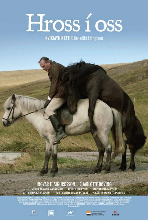 O koních a lidech (Hross í oss) – Recenze