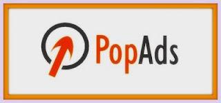 popads1 logo Cara mudah Daftar dan Menghasilkan Uang dari PopAds