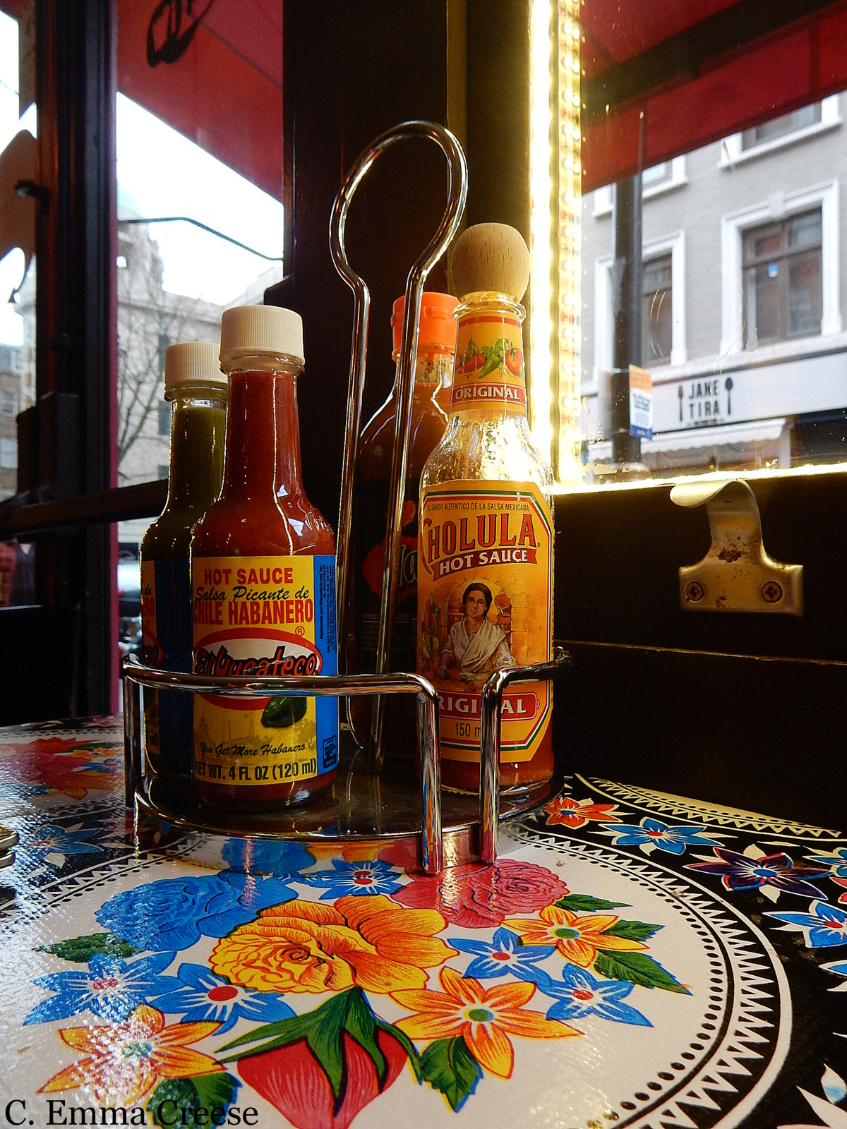 classic sofa ready made seat cushions el camion mexican restaurant and bar review, soho london ...