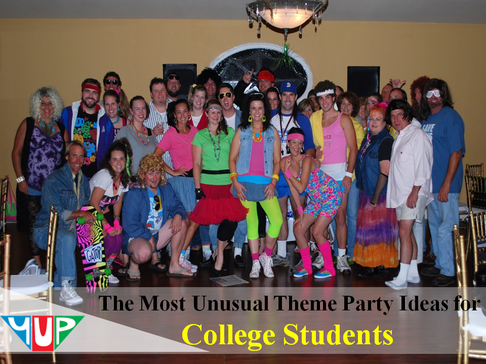 101 Theme Party Ideas—Because It Ain't a Party Without a Theme