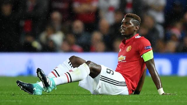 Mourinho Masih Tunggu Kabar Cedera Pogba