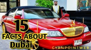 Top 15 Amazing facts about DUBAI