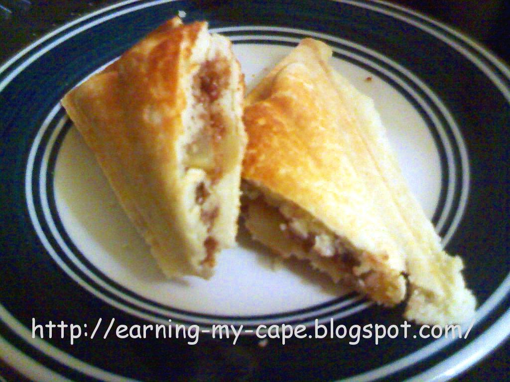 Crepe Recipe Filling Apple Cinnamon