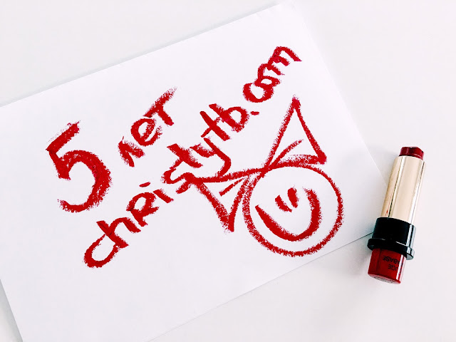 Блогу christytb.com 5 лет: ИТОГИ