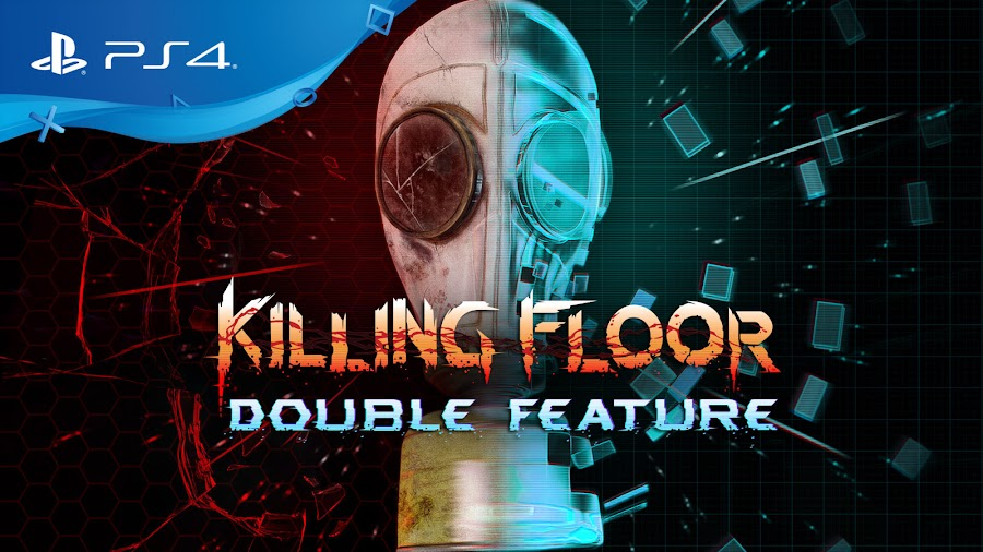 killing floor double feature ps4 vr deep silver tripwire interactive incursion