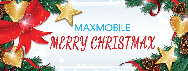 maxmobile special event noel an lanh gianh ngan qua tang