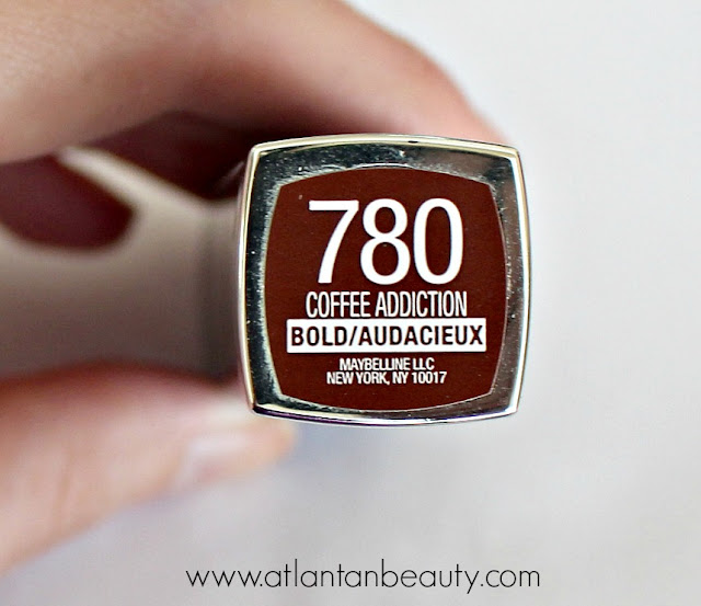 Maybelline Loaded Bolds Lipstick in Coffee Addiction