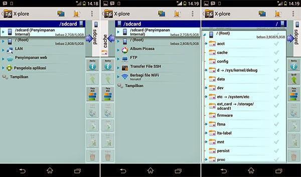 X-plore File Manager Apk