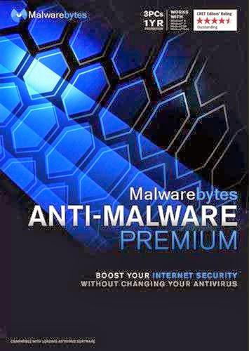 Cover Caratula Malwarebytes Anti-Malware Premium PC