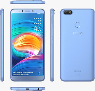 everything you need to know about Tecno Camon X