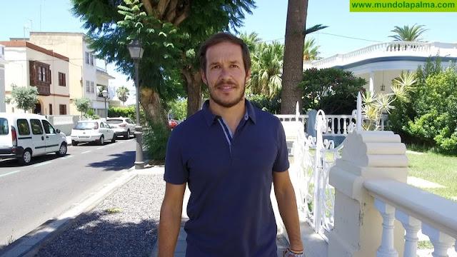 """Mariano Hernández """"El Ayuntamiento garantiza la transparencia en el proceso de adjudicación de la zona azul de Los Llanos"""""""