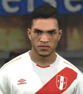 PES 2017 Faces Anderson Santamaria by FaceEditor Jefferson_SF
