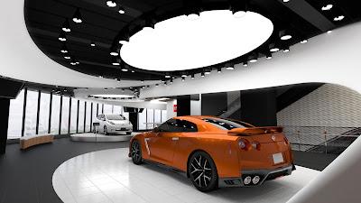 Η Nissan δημιούργησε στην Ιαπωνία ειδικό εκθεσιακό χώρο με έμφαση στην Έξυπνη Κινητικότητα