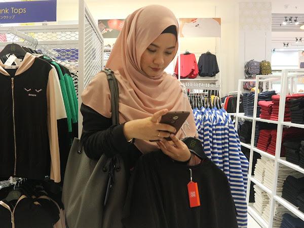 COCO Concept Store | Solusi membelanjakan RM50 untuk pakaian secara bijak