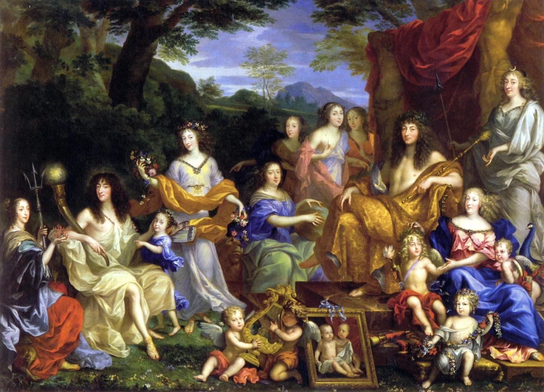 Narodziny i upadek mężczyzny wytwornego (cz. 2) : król uwodzi szlachtę i sam daje się uwieść