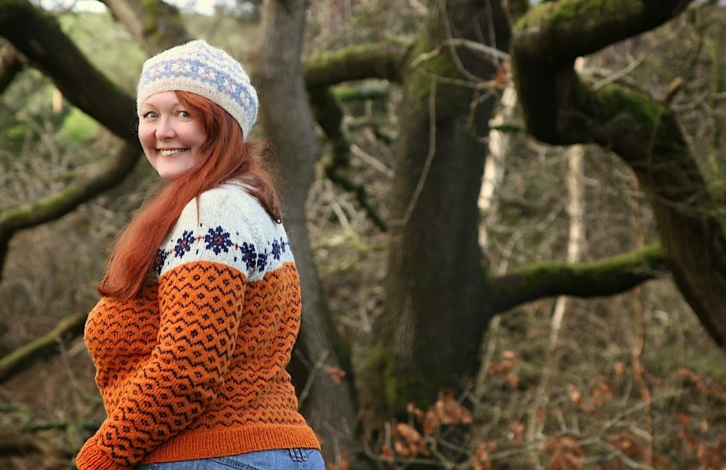 643dd194e The pattern is translated excellently by Fiona but it is briefer than the  patterns some of us have become used to and a little prior knowledge of  knitting a ...