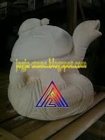 patung kura-kura