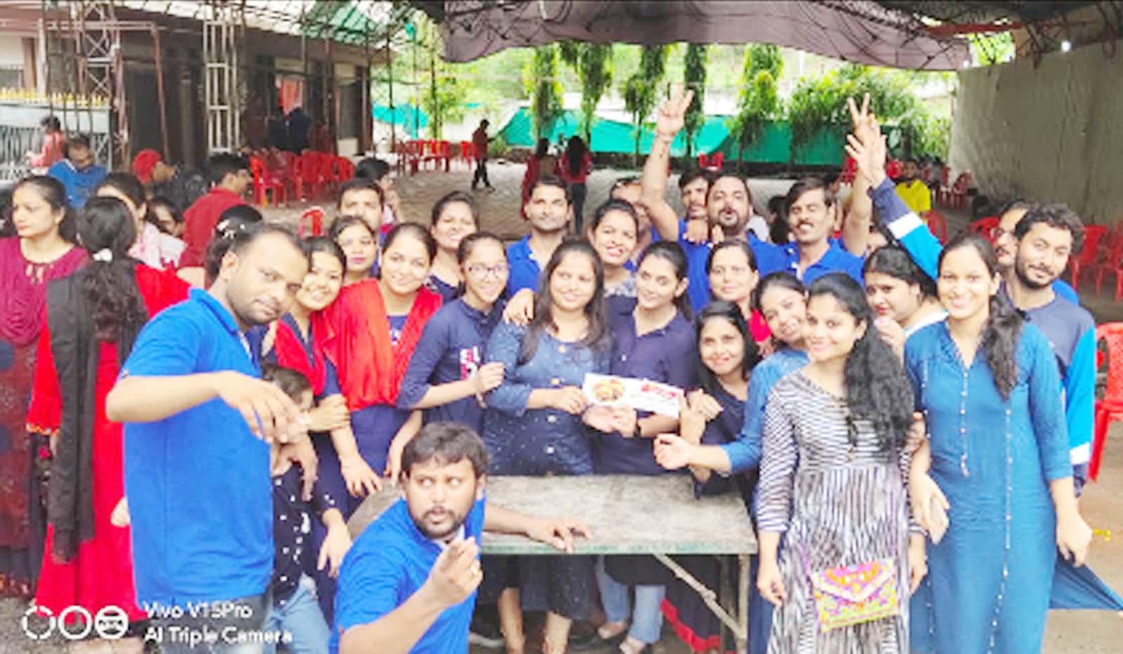 जैन सोश्यल गुुप 'मैत्री' ने मनाया र्स्पोट्स-डे, विभिन्न गेम्स रखकर विजेताओं को प्रदान किए पुरस्कार