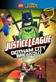 Lego DC Comics Superheroes: Justice League - Gotham City Breakout (2016)