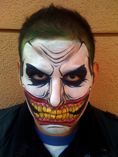 Halloween Face Paint Ideas For Adults