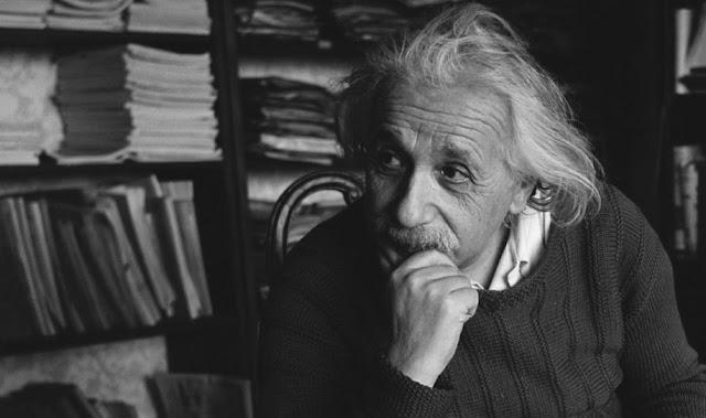 Las fuertes palabras de Einstein cuando le preguntaban si creía en Dios