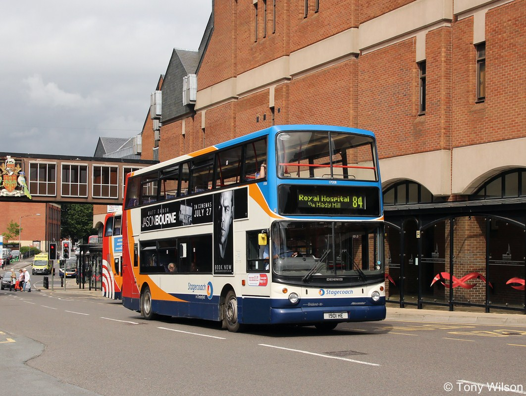 Norwich Bus Page: Fleet Update: Stagecoach Norfolk