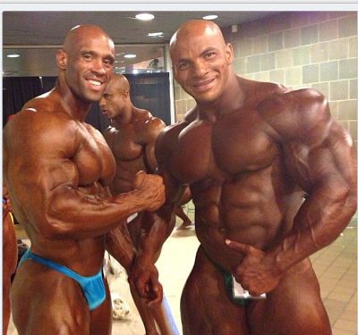 Big Ramy at New York