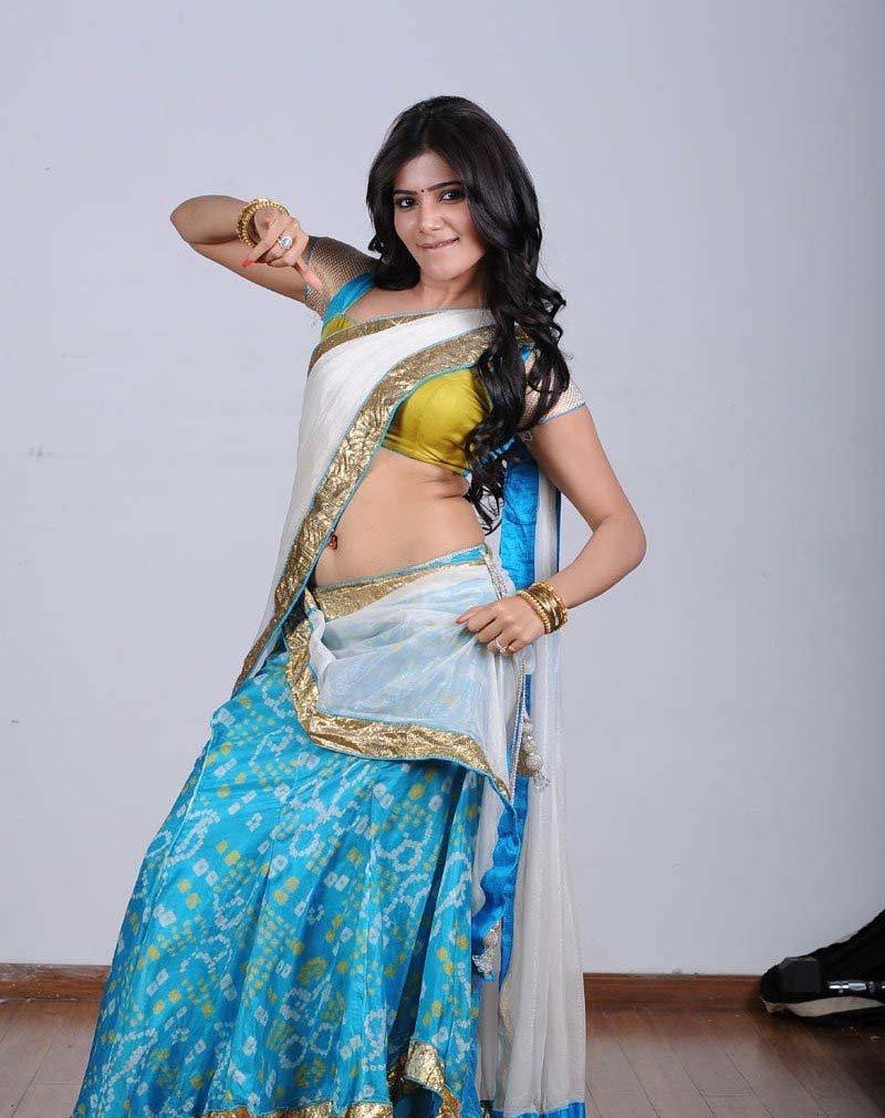 Samantha Ruth Prabhu pierce navel photos, south actress Samantha hot pics