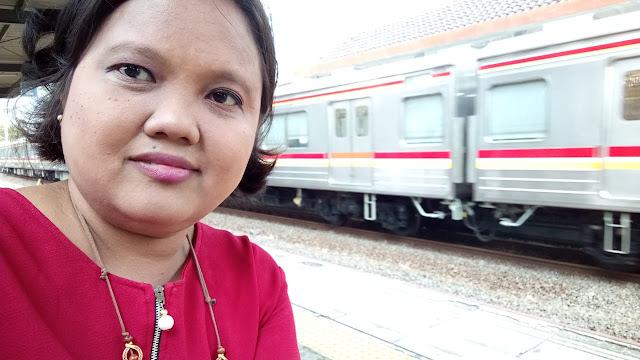 Akses menuju Jakarta fair 2019